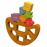 Balance Boat Shapes & Colors Activity Toy