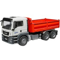 Bruder MAN TGS Construction Dump Truck