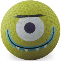 Monster Creetures Alien 7 inch Kids Green Play Ball