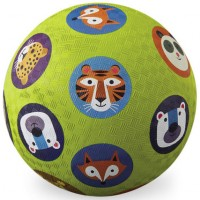 Jungle Jamboree 5 inch Green Play Ball