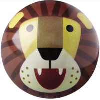 Lion 4 Inches Play Ball