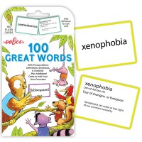 100 Great Words Vocabulary Flash Cards