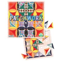 Patchwork Design Tiles Pattern Mosaic Set