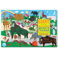 Creatures Big & Small 48 pc Animal Giant Floor Puzzle