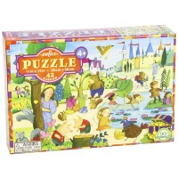 Mystery in the Forest 42 pc Fairytale Puzzle