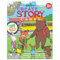 Back to School Tell Me a Story Cards Set
