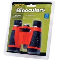 GeoSafari Compass Binoculars for Children