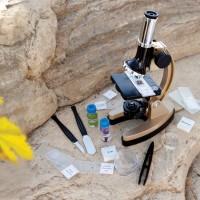 MicroPro 48-piece Kids Microscope Set