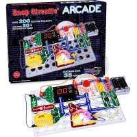 Snap Circuits Arcade Electronic Projects Kit