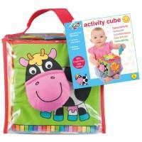 Baby Soft Activity Cube