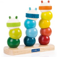 Caterpillar Stacking Sensory Manipulative Toy