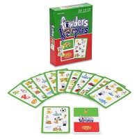 Finders Keepers Kids Card Game