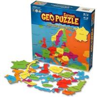 Geo Puzzle Europe - 58 pc Map Puzzle
