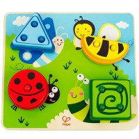Build a Bug Sorter Wooden Puzzle