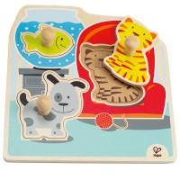 My Pets Knob Puzzle