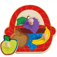 Fruit Basket Knob Puzzle