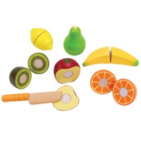 Fresh Fruit Wooden Play Set
