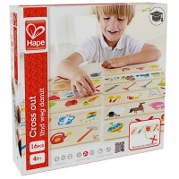Cross Out Preschool Reasoning Game