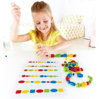 Logic Beads Pattern Matching Set
