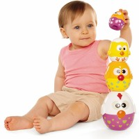 Chicken & Egg Stacker Baby Activity Toy