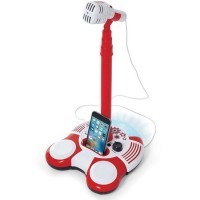 Sing Along Toy Microphone with the Stand