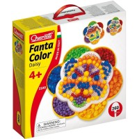 Quercetti Fantacolor Daisy 260 pc Peg Set