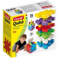 Qubo Interlocking Blocks and Pegs for Toddlers