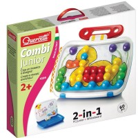 Quercetti Combi Junior Toddler Mosaic Set