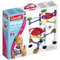 Quercetti Migoga Marble Run 90 pc Building Set