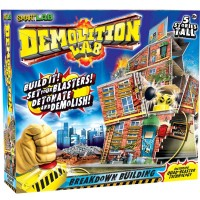 Demolition Lab for Kids - Breakdown Building