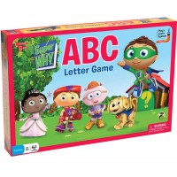 Super Why ABC Letter Game for Kids