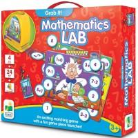 Mathematics Lab Grab It! Interactive Learning Game