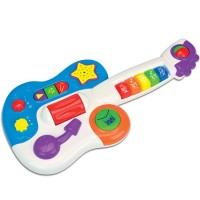 Little Rock Star Guitar Toddler Musical Activity Toy