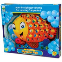 Alphabet Fish Electronic Touch & Learn Board