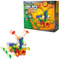 Bionic Bug Techno Gears 80 pc Building Set