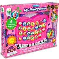 ABC Melody Maker Electronic Toy - Pink