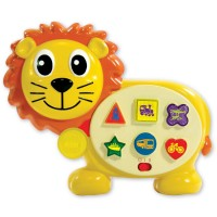 Vehicles Sounds Electronic Toy Lion
