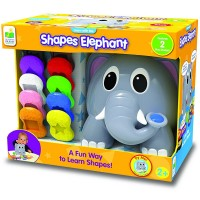 Shapes Elephant Toddler Electronic Toy
