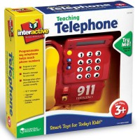 Electronic Teaching Telephone