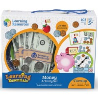 Money Activity Math Learning Set