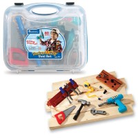 Work Belt Toy Tool Set