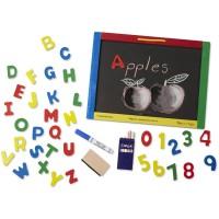Magnetic Chalkboard Dry Erase Board