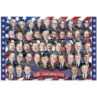 Presidents of the USA 100 pcs Floor Puzzle
