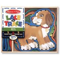Pets Lace & Trace Panels