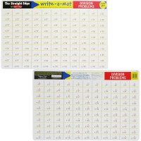 Division Write-on Learning Placemat