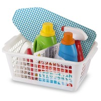Laundry Basket 11 pc Play Set