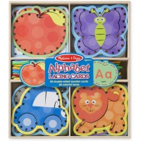 Alphabet Lacing Cards Preschool Learning Set