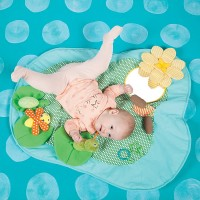 Playtime Pond Baby Sensory Play Mat