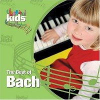 Best of Bach Children Classical Music CD