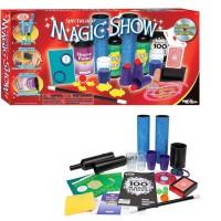 Spectacular 100 Tricks Kids Magic Show Kit